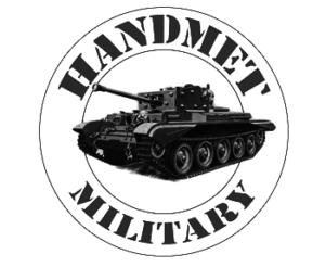 logo Handmet Military